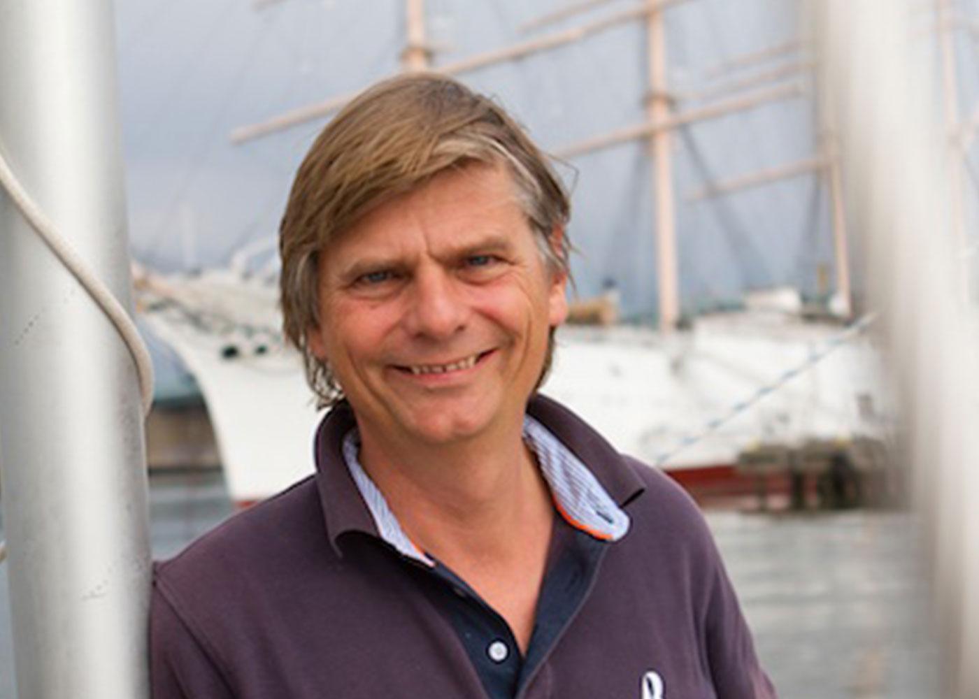 WET-protect Brand Ambassador Leon Schulz, Yachtmaster, Regina Sailing