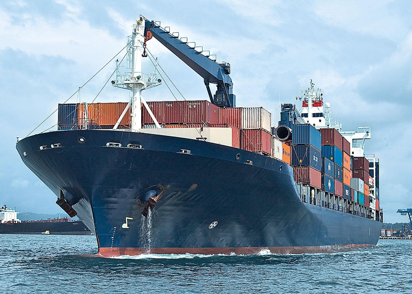 Basisschutz vor Rost, Feuchtigkeit, Korrosion, Kurzschluss maritim