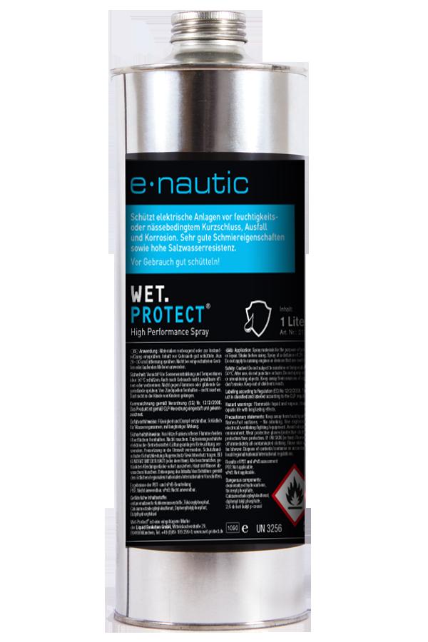 e-nautic Feuchtigkeitsschutz, Korrosionsschutz, 1 Liter, 1000 ml