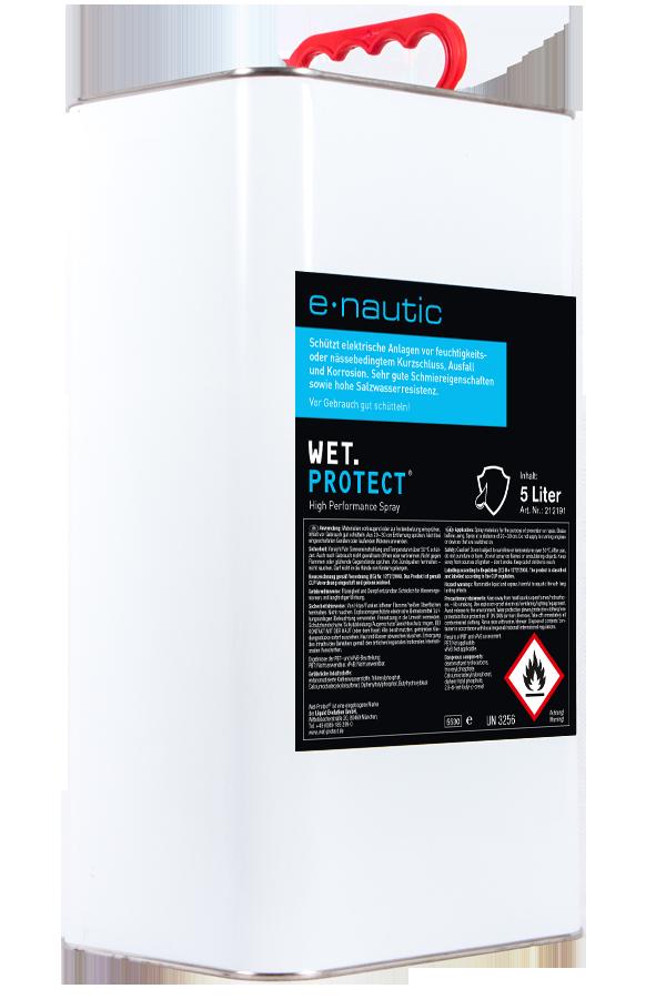 e-nautic Feuchtigkeitsschutz, Korrosionsschutz, 5 Liter, 5000 ml