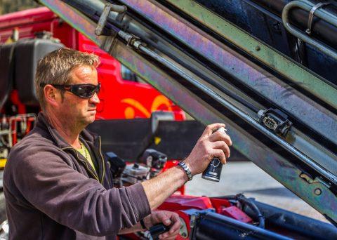 Basisschutz vor Rost, Feuchtigkeit, Korrosion, Kurzschluss im Transport