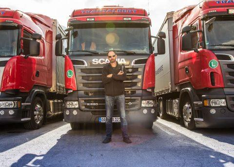 Basisschutz vor Rost, Feuchtigkeit, Korrosion, Kurzschluss in der Logistik - Testimonial Roland