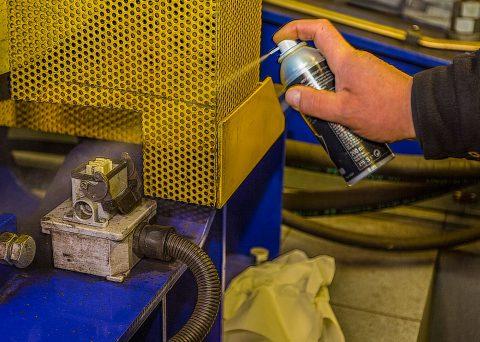 Schutz vor Feuchtigkeit, Korrosion, Kurzschluss in der Industrie