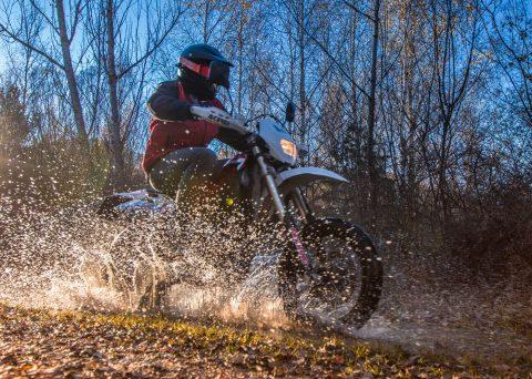 Schutz vor Kurzschluss, Feuchtigkeit, Rost, Korrosion, Motorrad